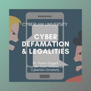 Cyberdefamation