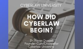 cyberlaw begin