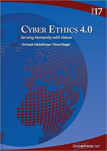 Cyber Ethics 4.0: Serving Humanity with Values