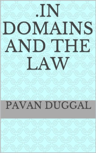 .IN DOMAINS AND THE LAW