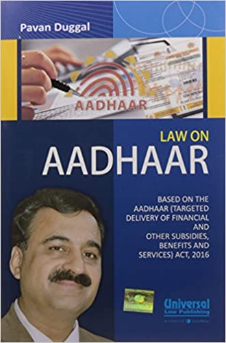 Law on Aadhaar