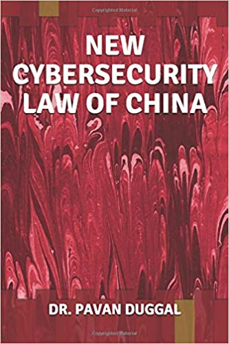 NEW CYBERSECURITY LAW OF CHINA (Paperback)