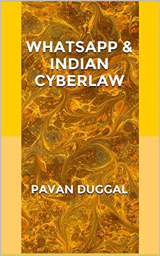 WHATSAPP & INDIAN CYBERLAW
