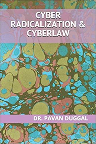 CYBER RADICALIZATION & CYBERLAW (Paperback)