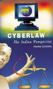 Cyberlaw The Indian Perspective
