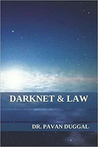DARKNET & LAW (Paperback )
