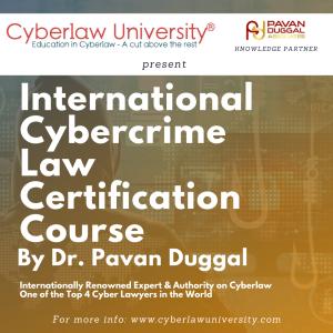 INTERNATIONAL-CYBERCRIME-LAW-CERTIFICATE-COURSE